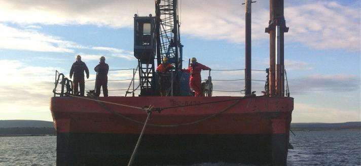 Flat Top Barge – BC6470   Keynvor MorLift Ltd